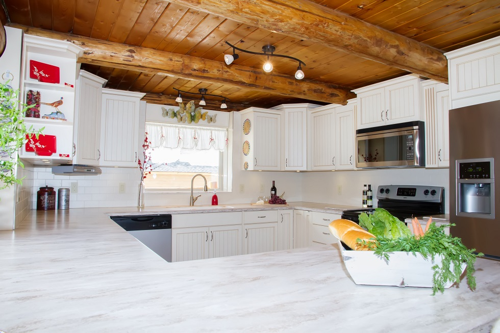 Total Tops Bath And Kitchens. Your Source For Elegant And Dramatic Counters  And Cabinets In Prince George, BC.